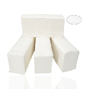 An image of Handtowels 2Ply - Z fold White (3000pcs) packed in 150's