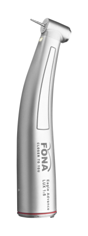 An image of Contra angle handpiece Eagle Advance LUX with light 1:5