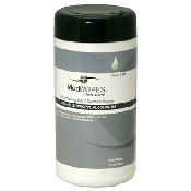 An image of MediWipes Hard Surface Wipes Tub &  Refill Pack