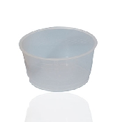 An image of 60ml Sterile Polypropylene Gallipot