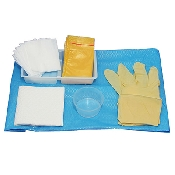 An image of Wound Care No 2 With Latex Powder Free Gloves