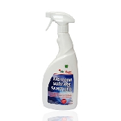 An image of Mr Kleen Washroom Surface Sanitiser 750ml