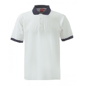 An image of PS817 Ladies Fit Poloshirt W/N Block ISCP (ISCP016XS)