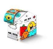 An image of MR MEN REWARD STICKER DISPENSER 75'S