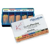 An image of K3 GUTTA PERCHA TAPER 50 PACK