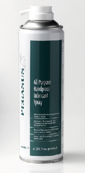 An image of ALL PURPOSE HANDPIECE LUBRICANT 500ML