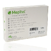 An image of Instramed Mepitel Dressing - 5 x 7cm (Pack of 5)