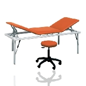 An image of Fold Away Examination Couch