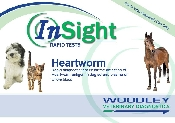 An image of InSight Heartworm Rapid Diagnostic Test