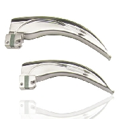 An image of Instramed Sterile MacIntosh Fibre Optic Laryngoscope Handle
