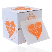 An image of Stetho-stop Single Use protection for stethoscopes (Box Of 200)