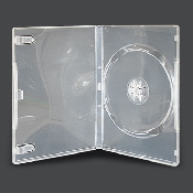 An image of DVD CASE CLEAR (#70199)