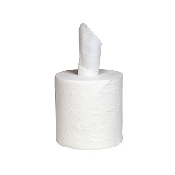 An image of Centre Feed Rolls - 2 Ply White Mini (pack of 12)