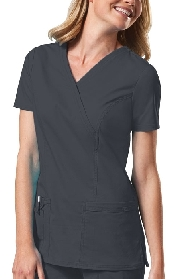 An image of Cherokee Core stretch 4728 Black Ladies Medium