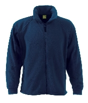 An image of Unisex Fleece Jackets