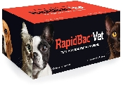 An image of RapidBac vet 10 tests