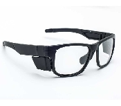 An image of Sports Wrap Classic Frame -Black or Tortoise