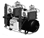 An image of Catttani AC 600 Compressor