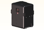 An image of Cattani Turbo Smart CUBE