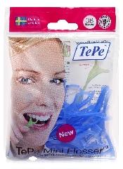 An image of TePe Mini Flosser - 1 Pack of 36