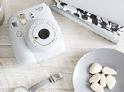 An image of INSTAX MINI 9 SMOKY WHITE PLUS 10 SHOTS