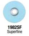 An image of SOF-LEX POLISHING DISCS SUPERFINE 9.5MM 1981SF