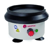 An image of Mestra Round  Electrovibrator 080030 H100mm x Wx152mm xL x152mm