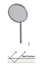 An image of Standard Mouth Mirror 22 mm # 4