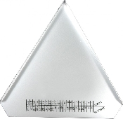 An image of Tablet Counting Triangle 250mm
