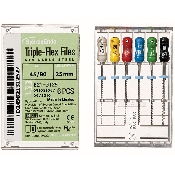 An image of TRIPLE FLEX FILES  PACK OF 6