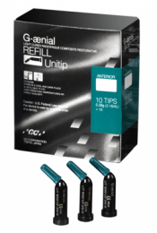 An image of G-aenial Unitips (10 Pack) AO2