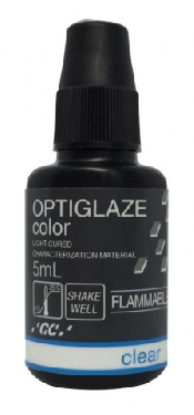 An image of GC Optiglaze Colour Clear 5ml  8424