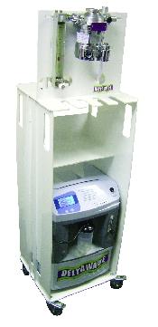An image of Deltawave 400 System Complete System Vaporiser & Oxegen Concentrator
