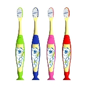 An image of Toothbrushes Junior Design Bear Blue 3-7 years (12 Piece)