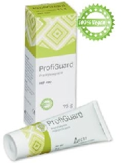 An image of Profiguard Tube 75g Blue Prophylactic Paste