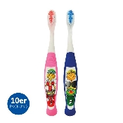 An image of Children's Toothbrush Junior Knight Blue 3-7 years (10 Piece)