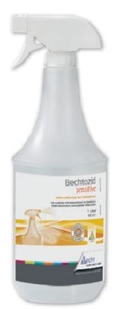 An image of Bechtozid Soft 1 Litre Ready to use Disinfection Duo Spray (Alcohol Free)