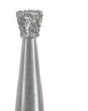 An image of Diamond Bur 805 Inverted Cone Medium - Size 012