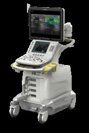 An image of Hitachi Arietta V70 Ultrasound Scanner