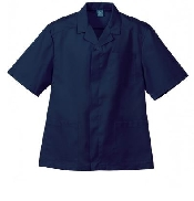 An image of MENS TUNIC NAVY SIZE S/M 32/34 (WITH NO EPAULETTES)