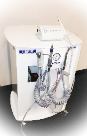 An image of Airwave Dental III (LED scaler & high speed handpiece)