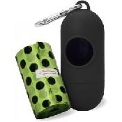 An image of Poop Bag Dispenser with 2 Rolls