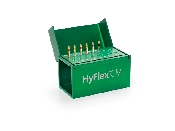 An image of HyFlex Endo Procedure Block File Holder Green 1 pc