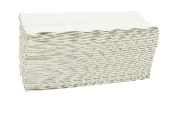 An image of Select Z-Fold Handtowel 3750 WHITE 2 Ply