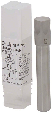 An image of D-Light Duo Pro Battery Pack 901414