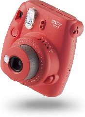 An image of INSTAX MINI 9 POPPY RED PLUS 10 SHOTS
