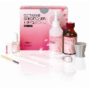 An image of GC Tissue Conditioner 1:1 Live pink