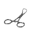 An image of Bachaus Towel Clip 90mm