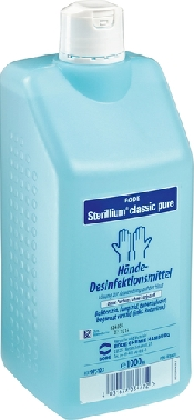 An image of Sterillium Classic Pure 1L (1)