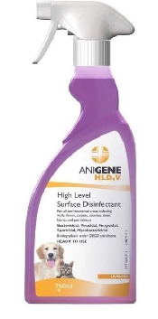 An image of ANIGENE Disinfectant Trigger Spray - Fragranced 750ml